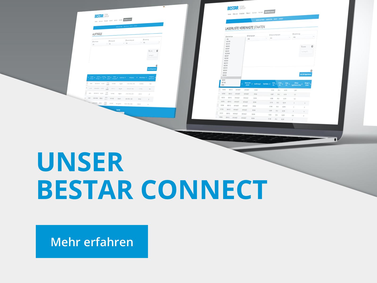 Unser BESTAR CONNECT
